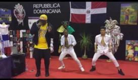 Black Prince con Promueve RD - Festival Dell'America Latina